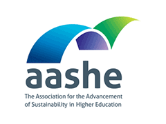 Aasche logo, International Sustainable Campus Network