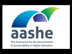 Aasche logo, International Sustainable Campus Network