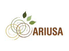 Ariusa logo, ISCN Member, International Sustainable Campus Network