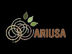 Ariusa logo, ISCN Member, International Sustainable Campus Network