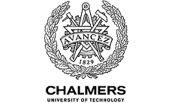 Chalmers University of Technology logo, ISCN Member, International Sustainable Campus Network