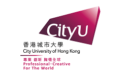 CityU, City University of Hong Kong logo, ISCN Member, International Sustainable Campus Network member