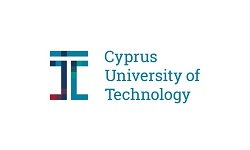 Cyprus University of Technology logo, ISCN Member, International Sustainable Campus Network