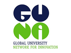Guni logo, ISCN Member, International Sustainable Campus Network