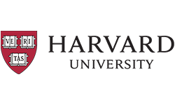 Harvard University logo, ISCN Member, International Sustainable Campus Network