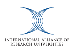 International Alliance of Research Universities logo, ISCN Member, International Sustainable Campus Network