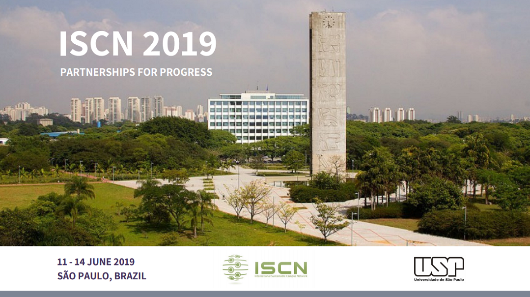 ISCN 2019 Conference, International Sustainable Campus Network