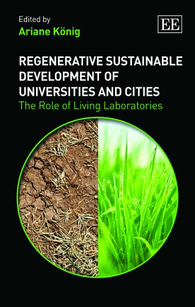 Regenerative Sustainable Development of Universities and cities document, ISCN, International Sustainable Campus Network