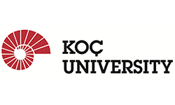 KOC University logo, ISCN Member, International Sustainable Campus Network