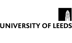 University of Leeds logo, ISCN Member, International Sustainable Campus Network