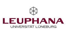 Leuphana Universitat Lunenburg logo, ISCN Member, International Sustainable Campus Network