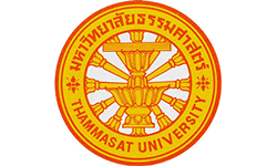 ISCN Member, Thammasat University logo, International Sustainable Campus Network