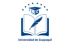 ISCN Member, Universidad de Guayaquil logo, International Sustainable Campus Network