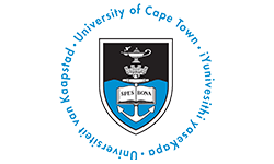 University of Cape Town logo, ISCN Member, International Sustainable Campus Network member