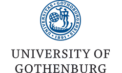 University of Gothenburg logo, ISCN Member, International Sustainable Campus Network
