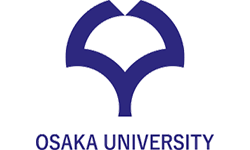 Osaka University logo, ISCN Member, International Sustainable Campus Network