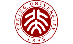 Peking University logo, ISCN Member, International Sustainable Campus Network