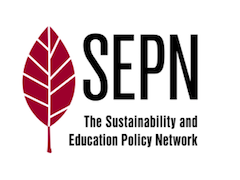 SEPN logo, ISCN Member, International Sustainable Campus Network