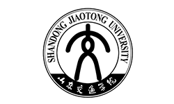 Shandong Jiaotong University logo, ISCN member, International Sustainable Campus Network