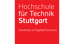 ISCN Member, Stuttgart University of Applied Sciences logo, International Sustainable Campus Network