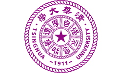 ISCN Member, Tsinghua University logo, International Sustainable Campus Network