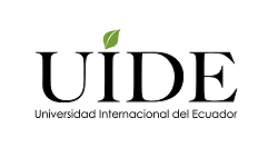 ISCN Member, UIDE logo, International Sustainable Campus Network