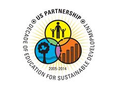 USPED logo, ISCN Member, International Sustainable Campus Network