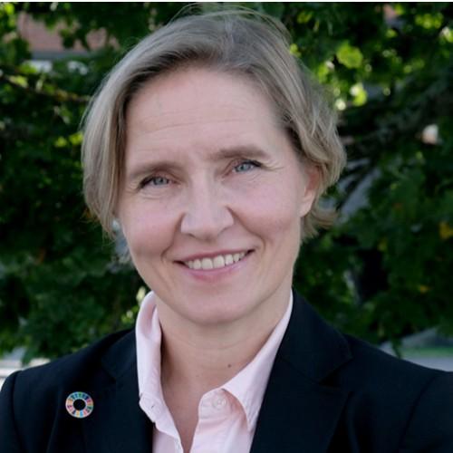 Meri Loyttyniemi, ISCN Leadership, International Sustainable Campus Network