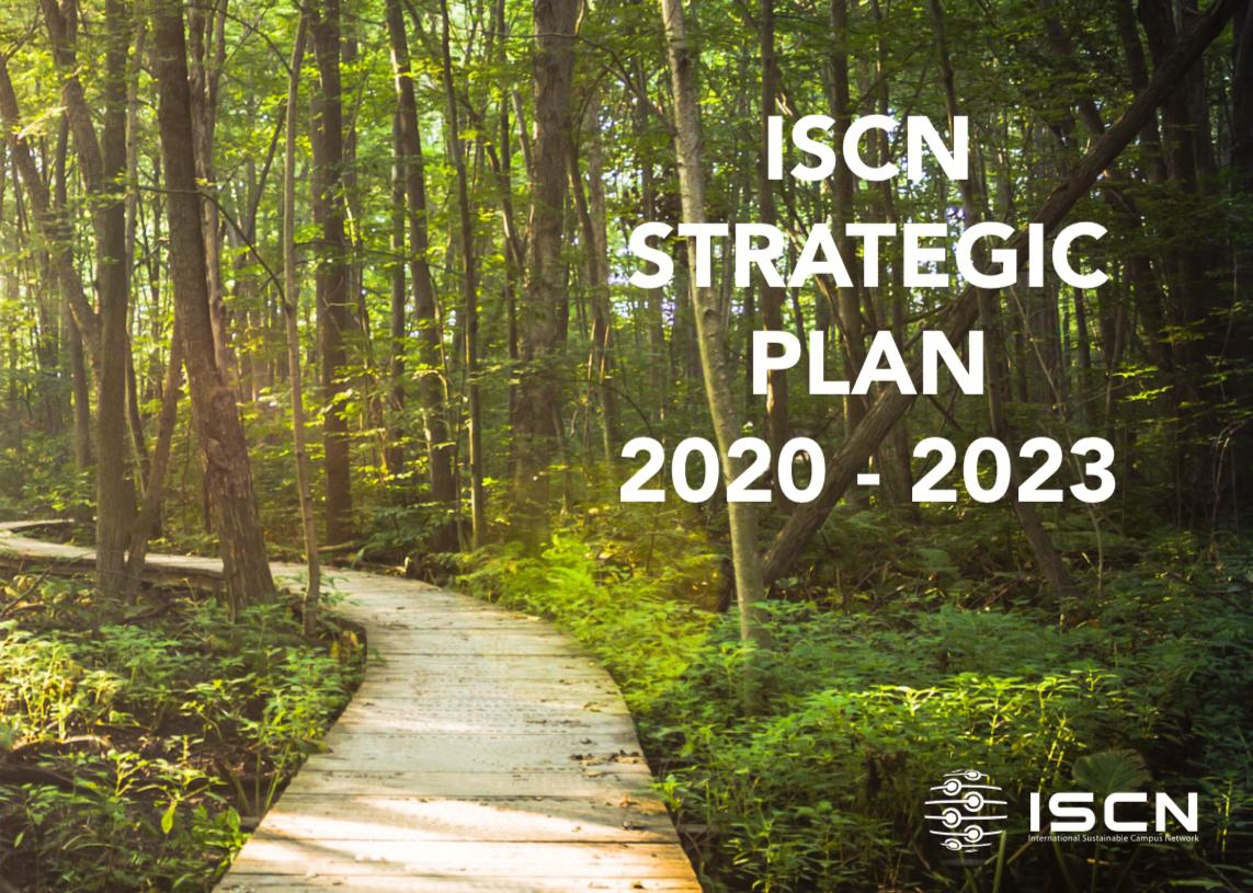 ISCN Strategic Plan 2020-2023, International Sustainable Campus Network