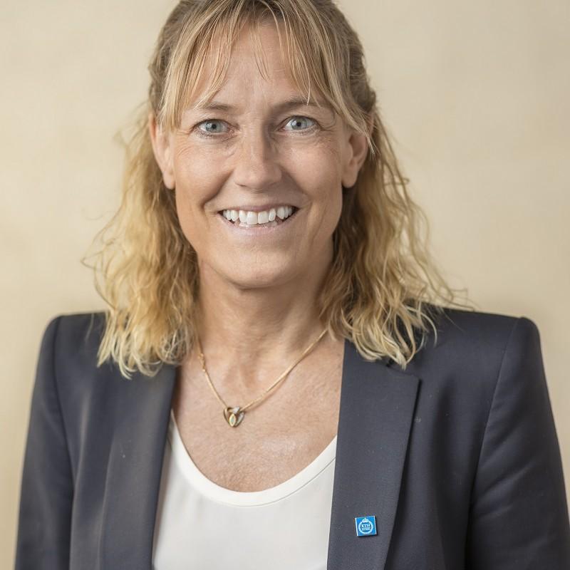 Kristina Von Oelreich, ISCN Advisory Committee